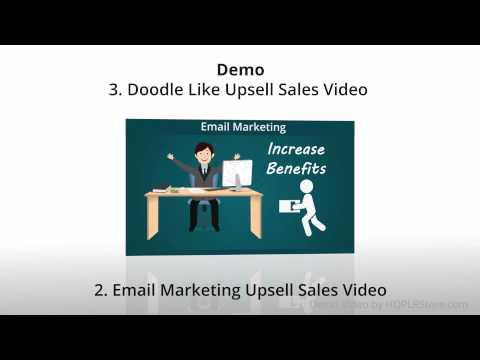 Upsell 2 Mega Bonus Doddle Style Sales Video