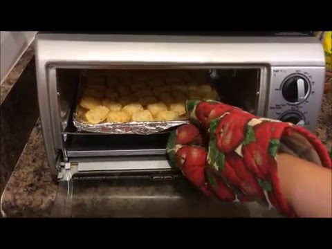 How to Bake Potato Tater Tots