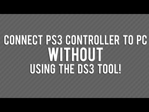 How to Connect Your PS3 Controller to PC WITHOUT Using The DS3 Tool (Manual Driver Installation)