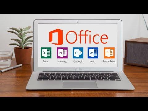 crack office 2016 cho macbook pro