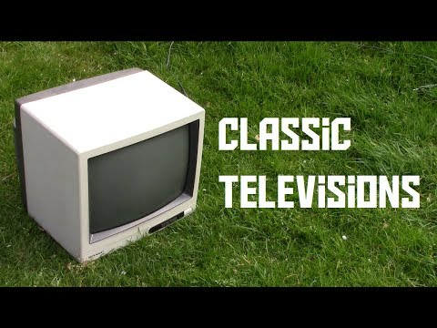 How do CRT televisions work? (AKIO TV)