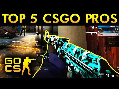 CS:GO - When PRO Players OUTSMART their Enemies!! (999IQ Plays!) The Best AIM in csgo