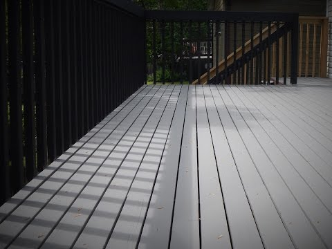 Behr - Deck over review and DIY