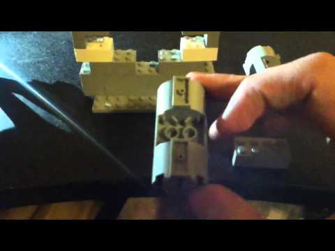 How to Make: Lego iPhone 4 / iPod 4 Stand