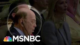 Download Wilbur Ross Loves His Slippers And His Naps | All In | MSNBC Video
