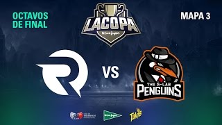 Origen España VS The G-Lab Penguins - Copa El Corte Inglés - Mapa 3