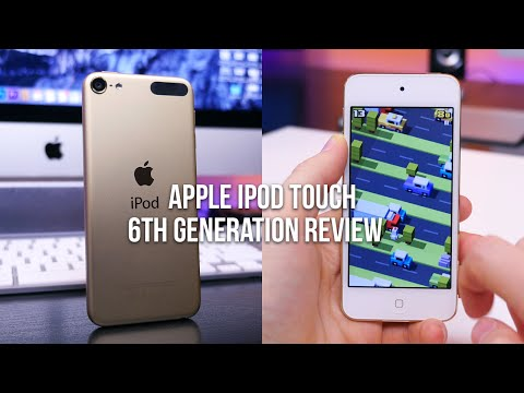 Apple iPod Touch (6th Generation) Review