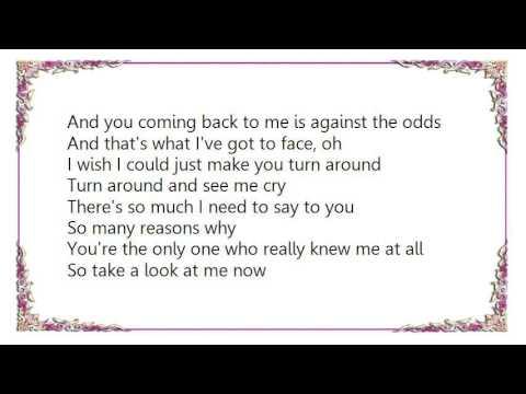 Glenn Paul - Theme from Against All Odds Lyrics
