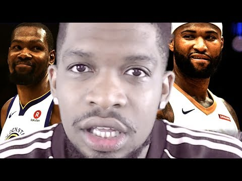 WORLDS BIGGEST WARRIORS HATER REACTS TO DEMARCUS COUSINS!