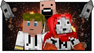 Lost in Space - THE DRAFT (Minecraft Machinima) #1
