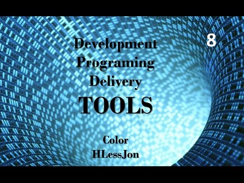 Color - Development, Programing and Delivery Tools HLessJon