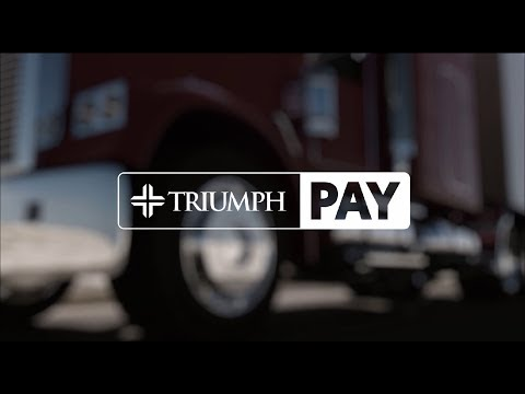 TriumphPay - The Revolution in Carrier Payments