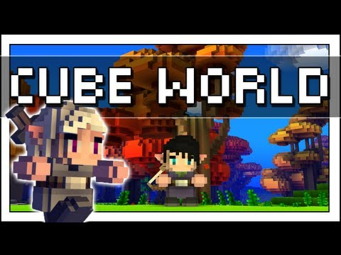 Cube World - First Impressions & Gameplay