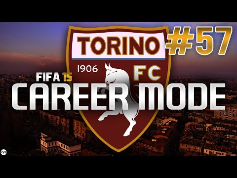 FIFA 15 | Torino Career Mode | #57 | How Have I Kept My Job?!