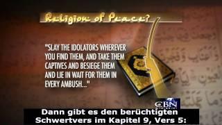 Radikaler Moslem wird Christ.