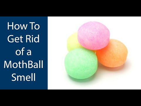How To Get Rid of Mothball Smell - Home Remedies