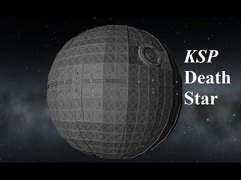 KSP - DEATH STAR (STOCK)