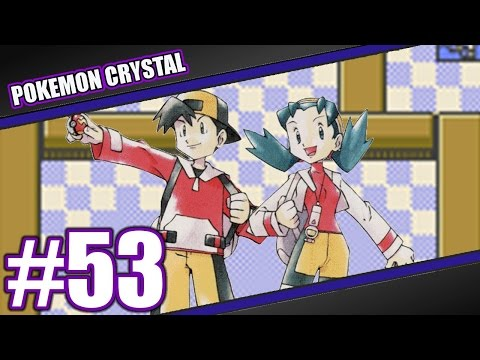 Pokemon Crystal Ep #53: This Is MY (Trainer) House!