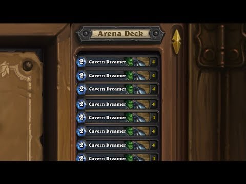 Hearthstone - When You Make a Deck With 4 Cavern Dreamers