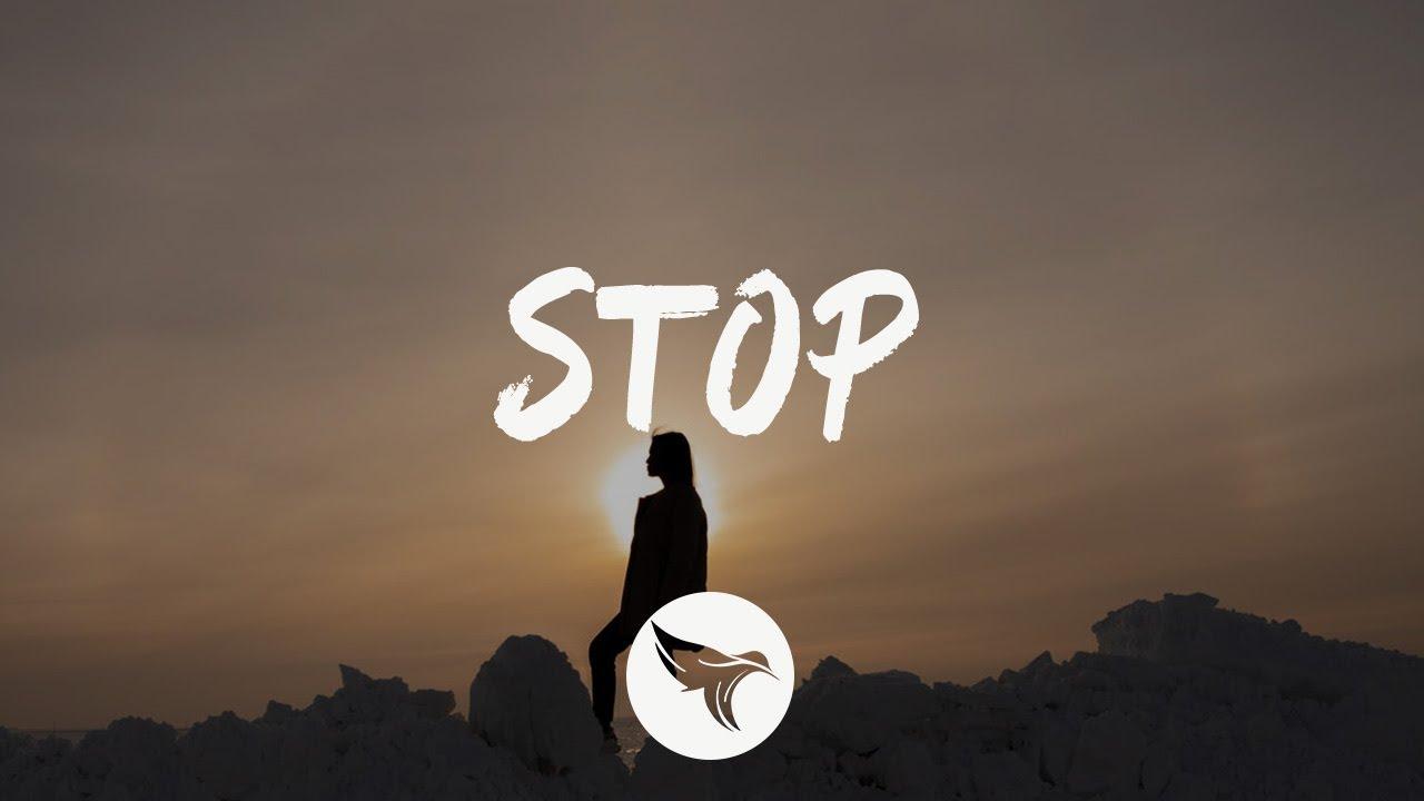 AJ Mitchell - STOP (Lyrics)