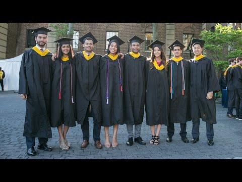 Wharton Undergraduate Graduation Ceremony 2017
