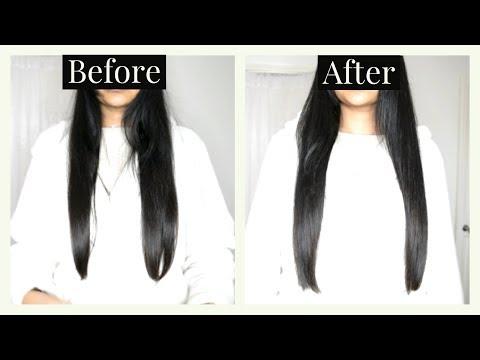 How To Grow Your Hair Longer / Black Seed Oil Hair Treatment