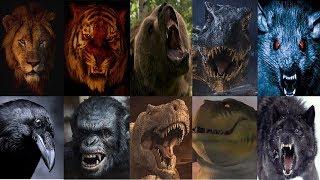 Defeats Of My Favorite Animals Killers Villains Part II