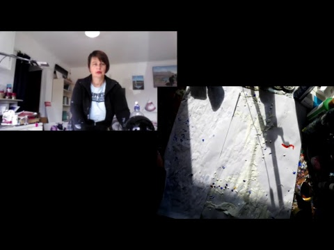Live Stream with Michelle Edhouse from McE Art