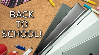 The Best Back to School Laptops 2018!