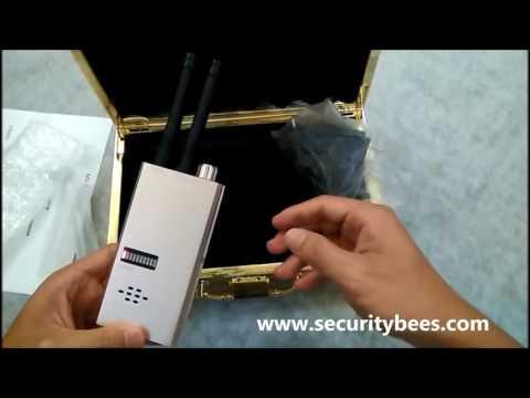 Best Spy RF Bug Detector To Find Hidden Device