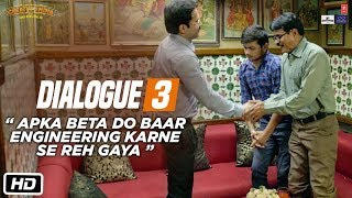 WHY CHEAT INDIA Dialogue: Apka Beta Do Baar Engineering Karne Se Reh Gaya | Emraan Hashmi, Shreya D