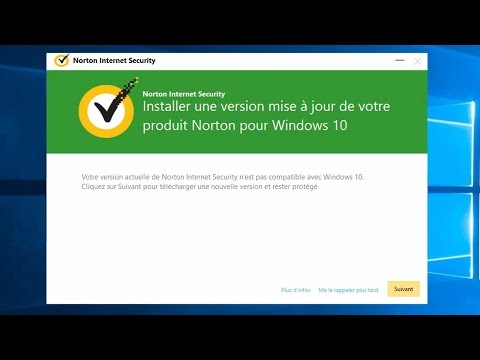 Comment supprimer Norton download manager pour Windows 10