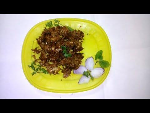 Cabbage Pakoda
