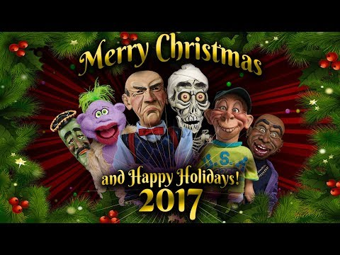 Merry Christmas and Happy Holidays! 2017 | JEFF DUNHAM