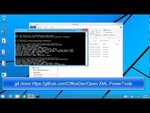 Open Xml PowerTools 4 0 Install