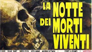 LA NOTTE DEI MORTI VIVENTI (1968, George A. Romero) [a colori]