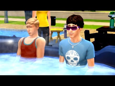 The Sims 4 - New Hot Tub [40]