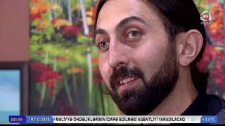 İstedadlısan - Emin Saqi (ATV Səhər)