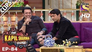 Chandu meets his idol Govinda - The Kapil Sharma Show - 25th Feb 2017