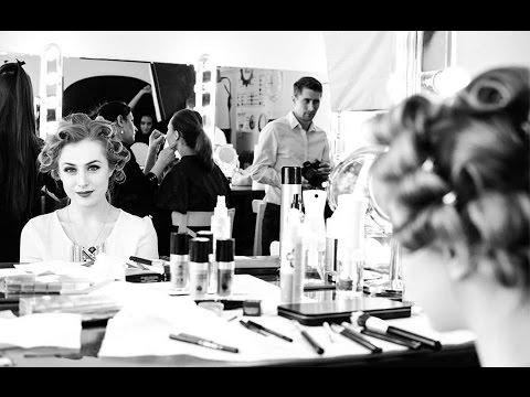 Nina Mua Makeup School NYC Backstage Reel 2016