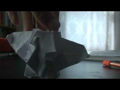 origami volcano dragon