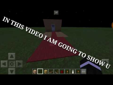 How to make invisible pressure plate in minecraft pocket edition