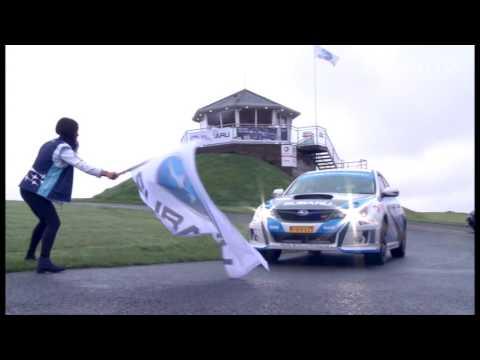 Experience Subaru with Rally School Ireland