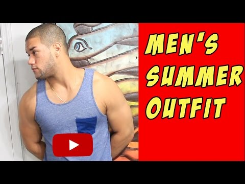 Mens Summer Outfit - $50 Full Outfit