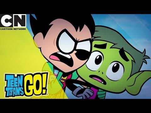 Xxx Mp4 Teen Titans Go Robin Or Beast Boy Bday Cartoon Network UK 🇬🇧 3gp Sex