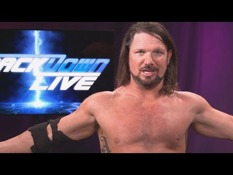 AJ Styles on what moment changed his life: WWE Network Pick of the Week, Jan. 26, 2018