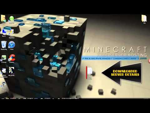 Free Minecraft Server Hosting * 100% free server hosting minecraft [Working]