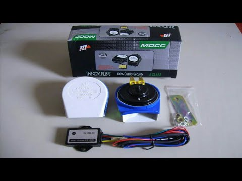 22 sound in 1 magic horn installing tips & trick urdu/hindi