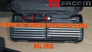 Coffret Douilles 12 12 Pans Métriques Sl171 4p12 Facom