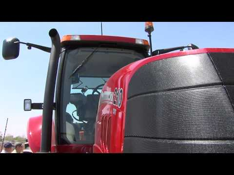 Texas Tech Students and Researchers Benefit From New Tractor